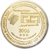 Goldmedaille 2006